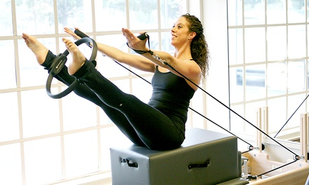 10 Pilates, Yoga, Spin, Xtend Barre, or Core Cardio Classes at Pilates of Boca (Up to 59% Off)