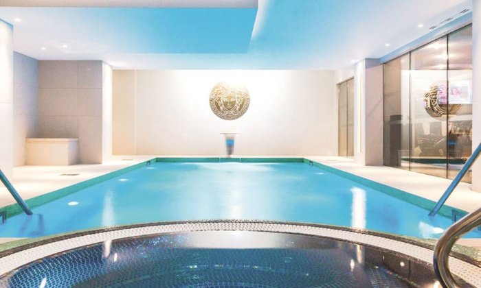 Groupon Spa Days For  London