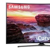 "Samsung Curved 55"" 4K Ultra HD Smart LED TV (Refurbished)"