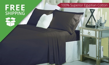 Free Shipping: for a 1200TC Cotton Sheet Set Don't Pay up to $309