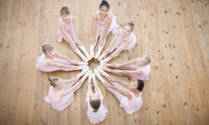 South Shore Ballet Academy: Creative Movement, Pre-Ballet, or Ballet Fundamental Classes at South Shore Ballet Academy (Up to 51% Off)