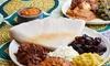 30% Cash Back at Asmara Restaurant and Bar