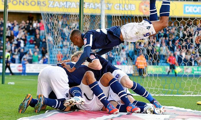 1d3ac79bf Millwall FC V Sheffield Wednesday