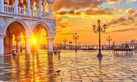 Venezia: 1 notte con cena opzionale