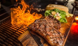 NightQuarter: Backyard & Grill Experience for One (from $20) or Two People (from $40) at NightQuarter (Up to $190 Value)