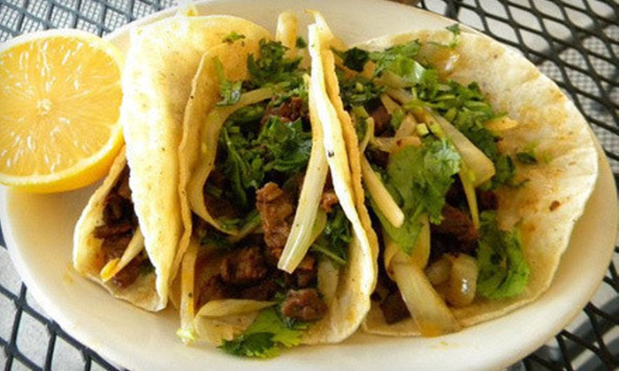 Marquez Bakery and Tortilla Factory - Grand Prairie: $5 for $10 Worth of Mexican Food and Pastries at Marquez Bakery and Tortilla Factory