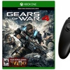 Gears of War 4 for X-Box One with Controller (Pre-Order)