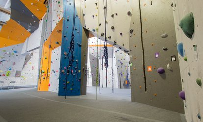 Up to 50% Off of Climb Class and/or Access