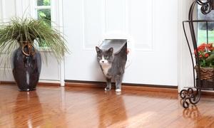 PetSafe 4-Way Locking Cat Doors