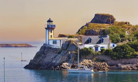 Finistère : 1 à 3 nuits avec petit déjeuner, kir, repas en option, à l'INTER-HOTEL de la Baie de Morlaix pour 2 pers.