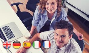 Funmedia: Od 39 zł: kurs online wybranego języka obcego z certyfikatem w Funmedia