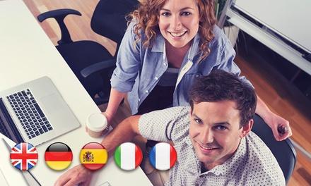 Od 39 zł: kurs online wybranego języka obcego z certyfikatem w Funmedia