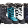 Snow Tec Women's Snow Boots with Earmuffs (Sizes 7 & 11)