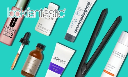 $5 to Spend Online at lookfantastic