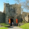 Manorbier Castle Entry for Two