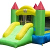 HomCom Kids' Bouncy Castle