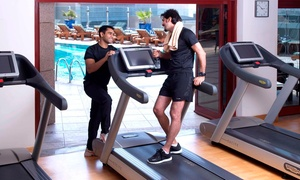 The Spa at Fairmont @ Fairmont Sheikh Zyed Road: Up to Three Months Gym and Pool Access with Optional Personal Training Sessions at The Spa at Fairmont Dubai