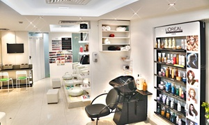 Latin Beauty Centre & Spa: Manicure and Pedicure, One-Hour Massage or Both at Latin Beauty Centre & Spa (Up to 58% Off)