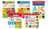 5 Scholastic Wipe&Clean Books