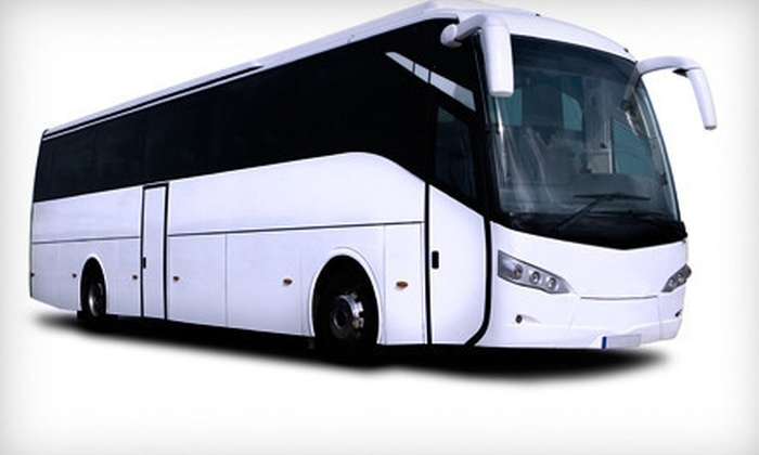 Woodbury Common - Multiple Locations: $20 for Roundtrip Bus Transportation to Woodbury Common Premium Outlets from WoodburyBus.com ($40 Value)