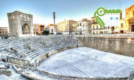 Lecce: camera doppia con colazione