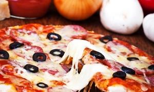 Ristorante & Pizzeria Roma Bella: 2-Gänge-Menü mit Pizza oder Pasta nach Wahl für 1, 2 oder 4 Pers. in der Ristorante & Pizzeria Roma Bella (44% sparen*)