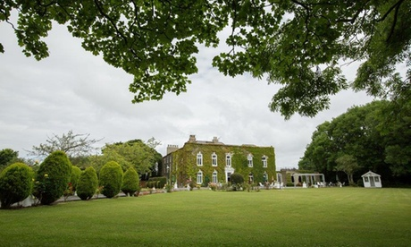 Hartlepool: 1 or 2 Nights with Breakfast and Option for Dinner and Animal Farm Tickets at Hardwicke Hall Manor Hotel