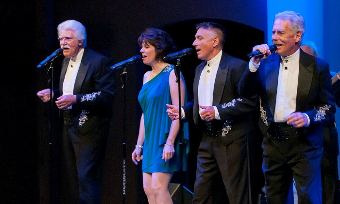 Fall Doo Wop - NYCB Theatre at Westbury:  Fall Doo Wop Feat. The Skyliners, The Drifters, & More at NYCB Theatre at Westbury on September 26 (Up to 40% Off)