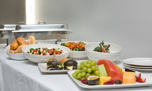 CNI Catering: Festive Buffet with Delivery for 10 ($149), 20 ($278) or 30 People ($387) from CNI Catering (Up to $898.50 Value)