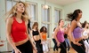 50% Off Unlimited Dance-Fitness Classes