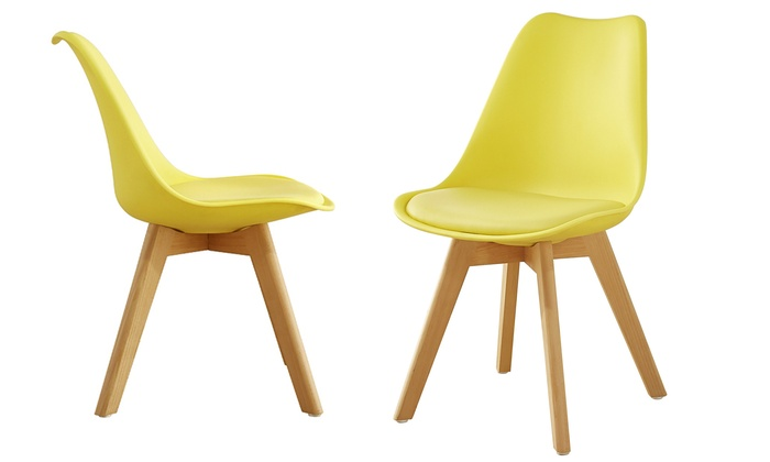 632 design chaises scandinaveGroupon ou 4 jusqu'à tsBoCQrxhd