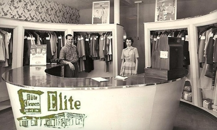 Elite Cleaners - Multiple Locations: $10 for $25 Worth of Dry Cleaning, Laundering, and More at Elite Cleaners