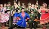 Red Star: Red Army Chorus and Dance Ensemble presented by the Santa Fe Concert Association - Downtown Santa Fe: $10 for Outing to See Red Star: Red Army Chorus and Dance Ensemble at Lensic Performing Arts Center in Santa Fe on March 11 (Up to $23.75 Value)
