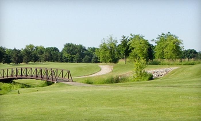 Tuckaway Golf Club - Crete: $45 for 18 Holes of Golf for Two People Plus Cart Rental at Tuckaway Golf Club in Crete