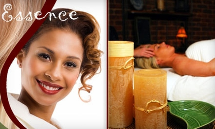 Essence - Seattle: $50 for $110 Worth of Sugaring, Body Wrap, or Salon Services from Essence