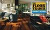 51% Off Flooring at Floor Trader