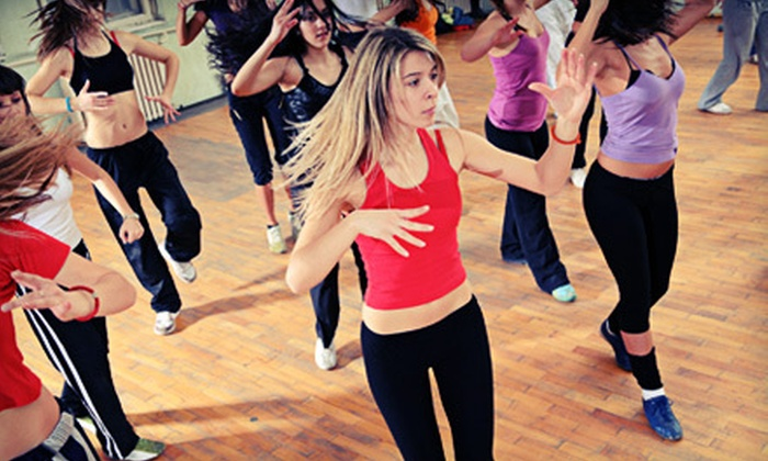Dance Trance - Madison: Five Dance Fitness Classes, One Sips 'n' Strips Class, or a Private Chair-Dancing Party for Up to 20 at Dance Trance (Up to 53% Off)