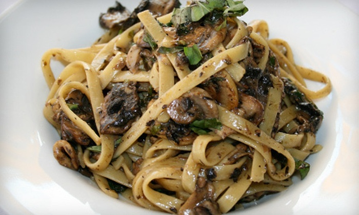 Spumoni Restaurants - Multiple Locations: $20 for $40 Worth of Italian Cuisine and Wine at Spumoni Restaurants