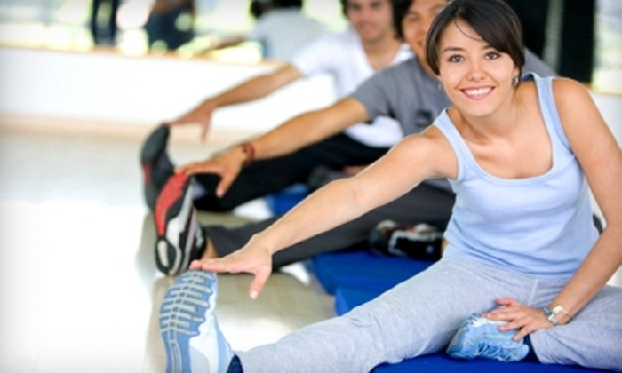 Second to None Group Fitness - Multiple Locations: $36 for Six Group Fitness Sessions at Second To None Group Fitness ($100.02 Value). Three Locations Available.