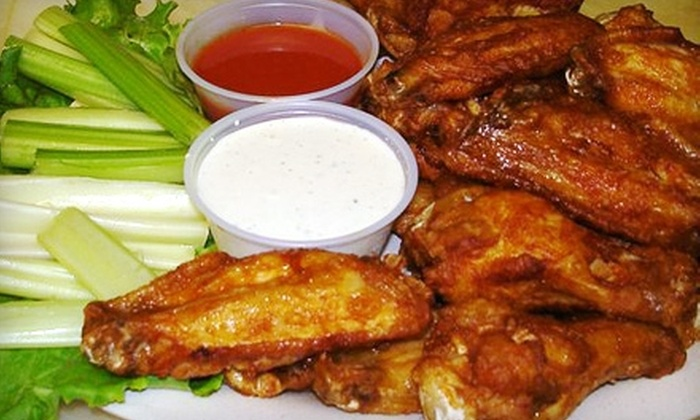 Time Out Sports Cafe - Jackson: Pub Fare for Dinner or Lunch at Time Out Sports Cafe