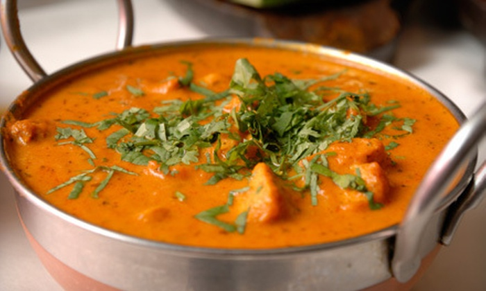 Masala Spices of India - Gaslamp: Five-Course Chef's Tasting Menu for Two or Four or $15 for $30 Worth of Indian Cuisine at Masala Spices of India
