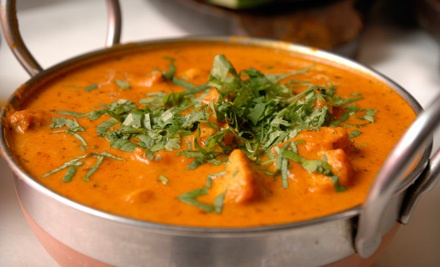 5-Course Chef's Tasting Menu for 2 with 1 Bottle of Wine (a $200 value) - Masala Spices of India in San Diego