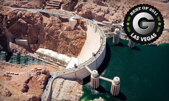 Hoover Dam Tour Company - The Strip: $29 for a Hoover Dam Express Bus Tour from Hoover Dam Tour Company ($59.99 Value)