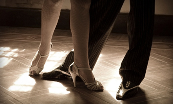 The Palomar Ballroom - Downtown Santa Cruz: Four Dance Classes or Parties or One Month of Unlimited Dance Classes or Parties at Palomar Ballroom