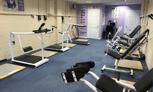 Curves Reading West: Ten 30-Minute Workout Passes for Women at Curves Reading West