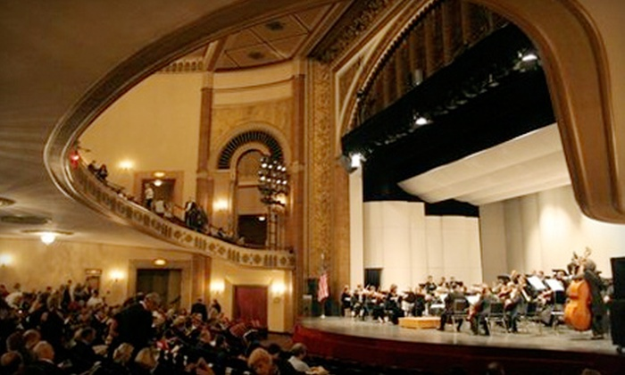 Stamford Symphony - Downtown Stamford Historic District: $32 for One Ticket to the Stamford Symphony at the Palace Theatre on December 3 or 4 ($65 Value)