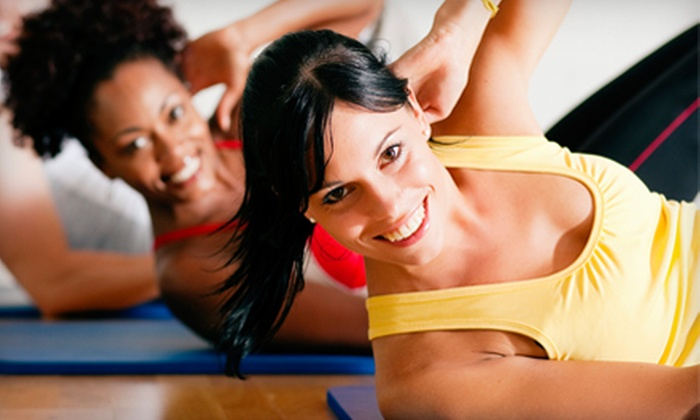 Niki G's Fitness - Multiple Locations: Six or 12 Women's Fitness Boot-Camp Classes at Niki G's Fitness in Brentwood or Nashville