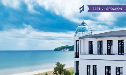 Binz/Rügen: 2 oder 3 Nächte für Zwei inkl. Frühstück, Wellness und Pralinen im 5* Design Hotel Cerês am Meer in Binz