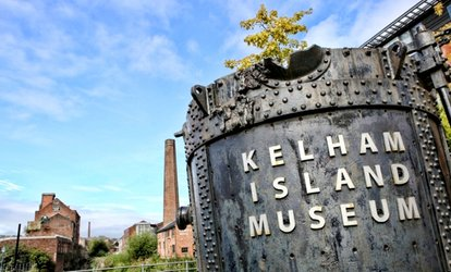 image for Kelham Island Museum Entry with a Hot Drink (40% Off)