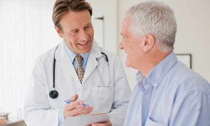 Private Health Check at Sova Healthcare, Three Locations (47% Off)
